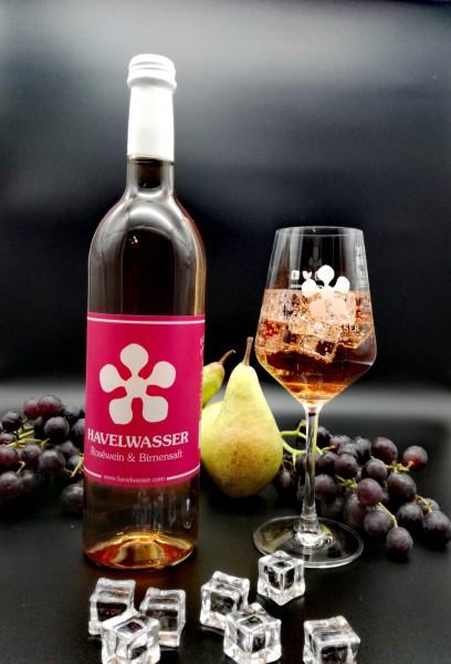 Havelwasser Rosé Bio - Birnensaft küsst Roséwein
