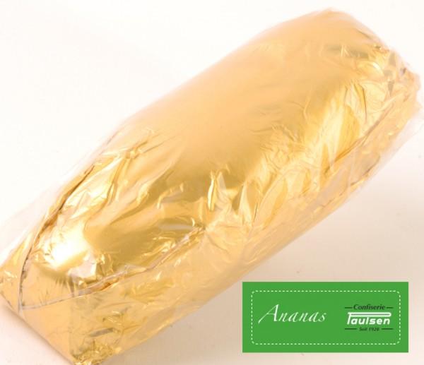 Ananas-Marzipanbrot, Edelbitterschokolade