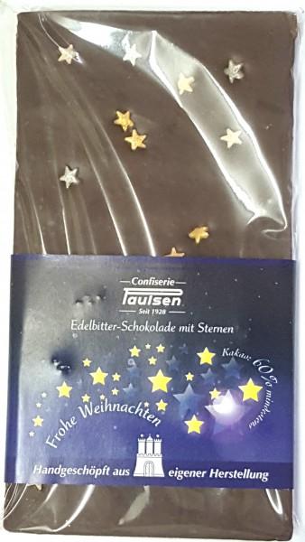 Sternen Schokolade Edelbitterschokolade