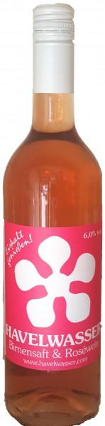 Havelwasser Rosé Bioland - Birnensaft küsst Roséwein 750ml