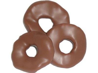Apfelring Edelvollmilch-Schokolade