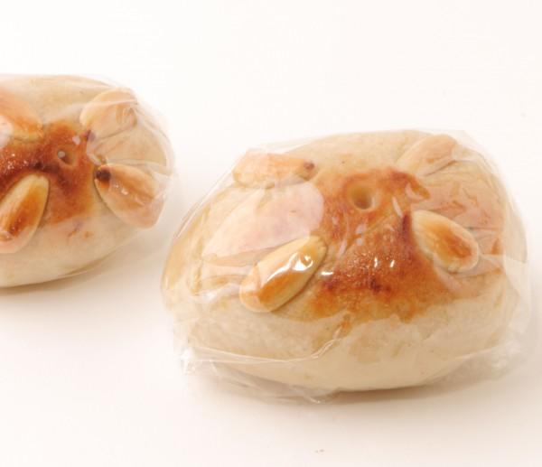 Marzipan-Ei, geflämmt 100