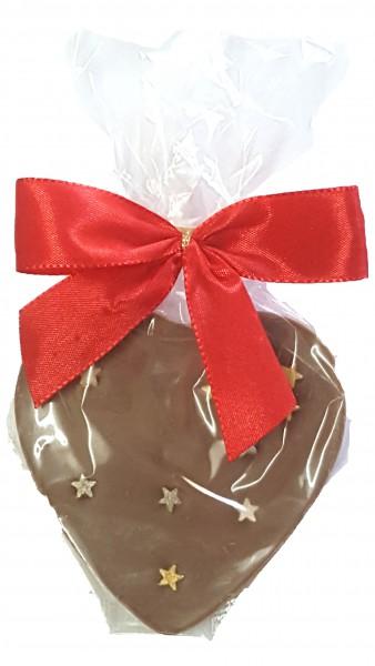 Sternherzen Edelvollmilchschokolade