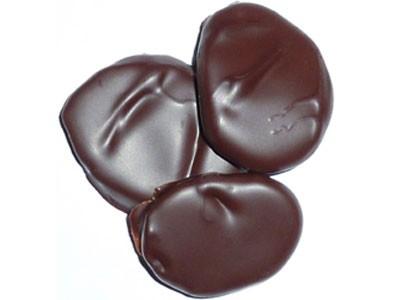 Ingwer Blätter Edelbitterschokolade