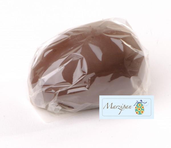 Marzipan-Ei Edelbitterschokolade 100