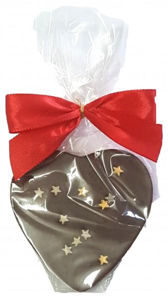 Sternherzen Edelbitterschokolade
