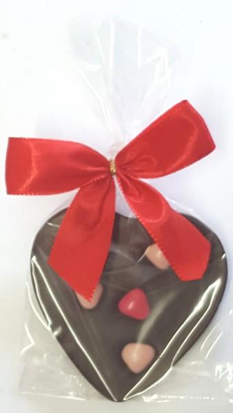 SchokoladenHerz Herzen, Edelbitter