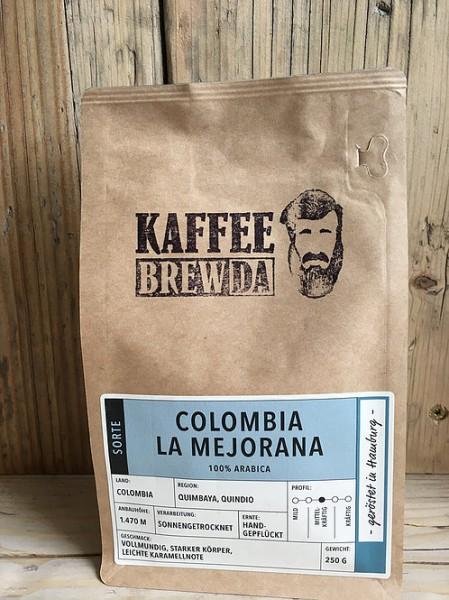 Columbia La Mejorana Kaffee